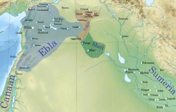 المملكة الأولى في أقصى اتساعها، وتشمل الولايات التابعة.