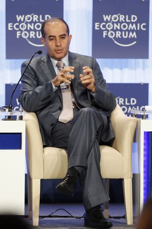Mahmoud Jibril - World Economic Forum Special Meeting on Economic Growth and Job Creation in the Arab World.jpg