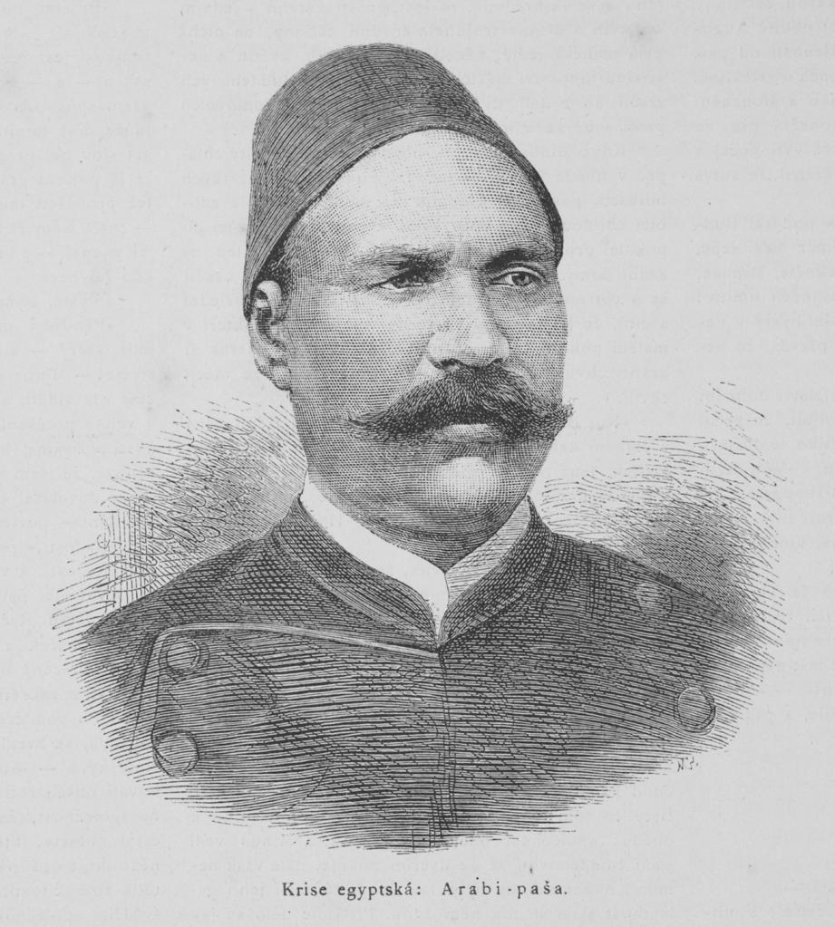 احمد عرابى باشا واول ثورة