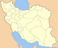 Hamadan is located in Iran