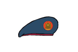 Moral Affaires brigadier Beret - Egyptian Army.png