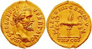 سپتيميوس سڤروس المعرفة