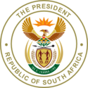 Seal of the President of South Africa.png
