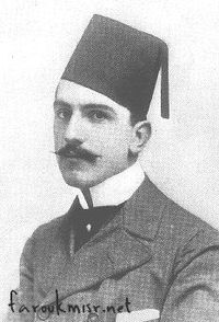 مصير محمد ابن الامير مصطفى