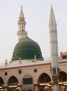 القبة الخضراء.JPG