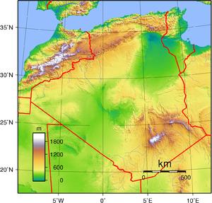 أعرف بلدك / الجزائــــــر Thumb.php?f=Algeria_Topography